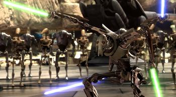 Commandant Suprême de l'Armée Droïde