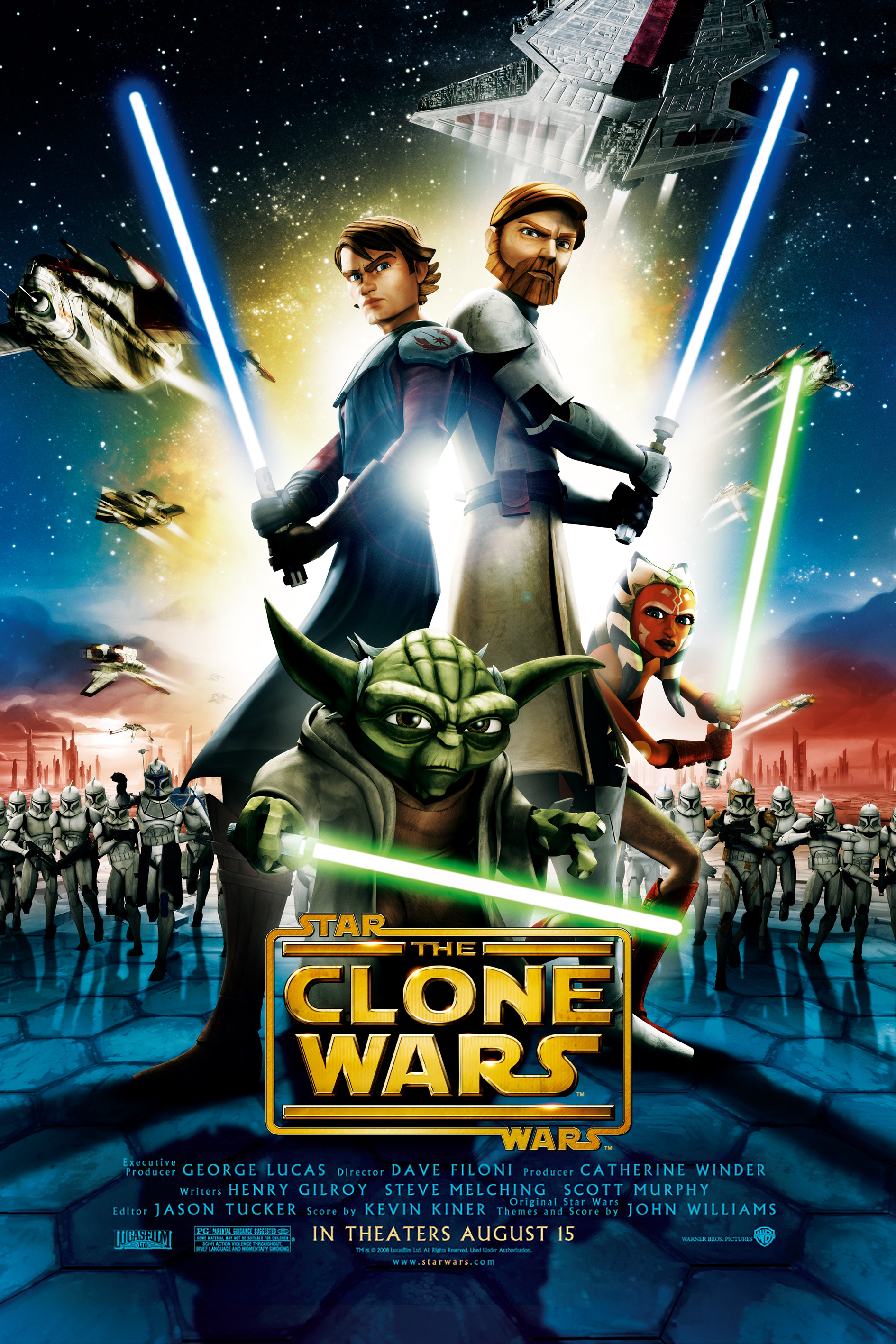 Star Wars: The Clone Wars le film