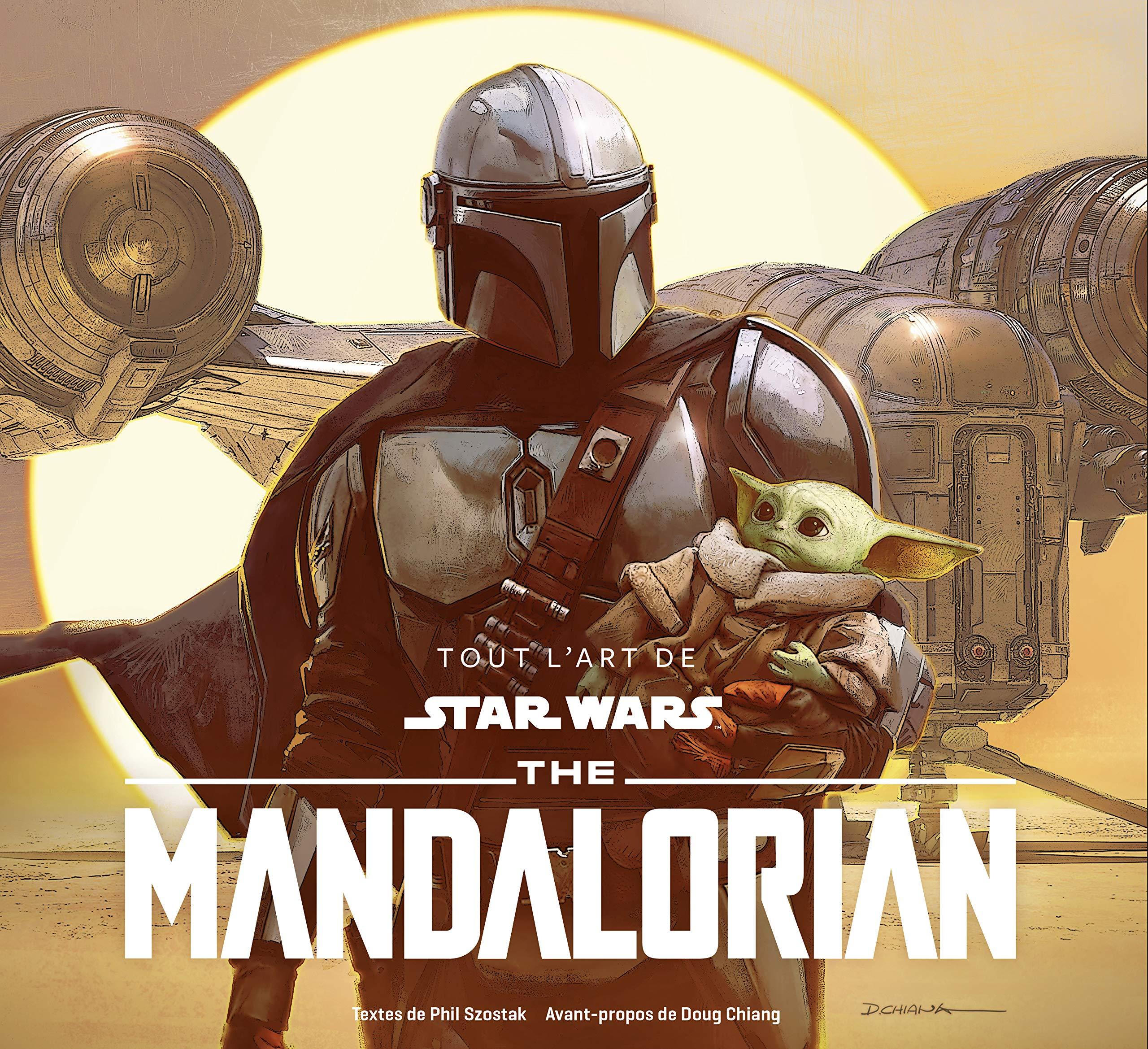 Star Wars : Tout l'art de Star Wars : The Mandalorian