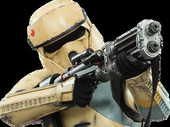 Fusil blaster E-22