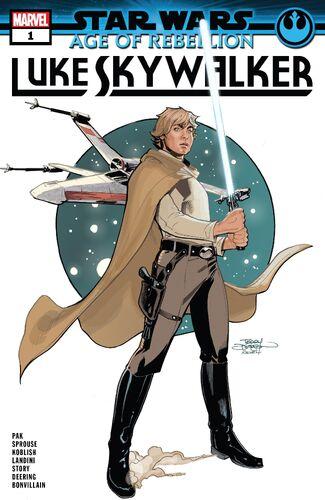 L'Ère de la Rébellion : Luke Skywalker 1