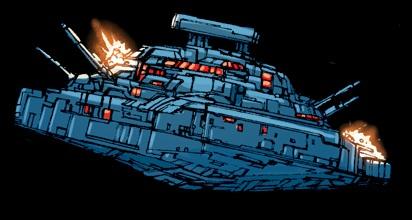 Croiseur de classe Oppresseur