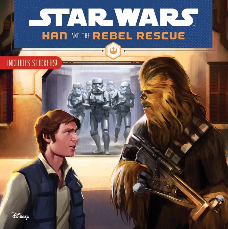 Han Solo à la rescousse !