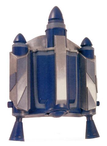 Réacteur dorsal JT-12