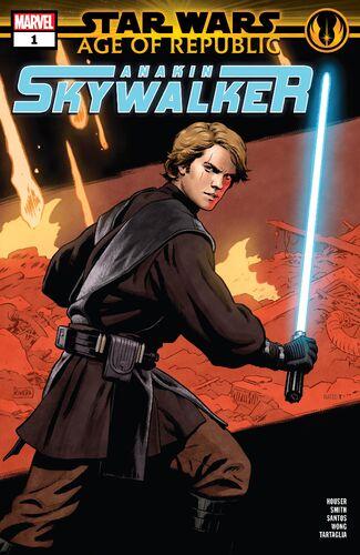L'Ère de la République : Anakin Skywalker 1