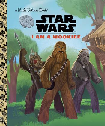 Star Wars: I Am a Wookiee