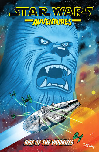 Star Wars Aventures Tome 11