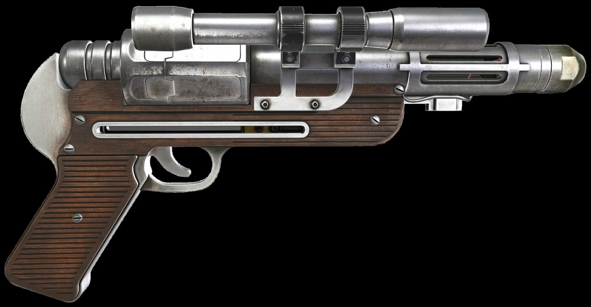 Pistolet blaster d'Orson Krennic