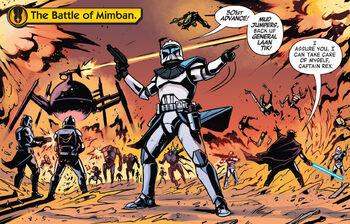 Bataille de Mimban