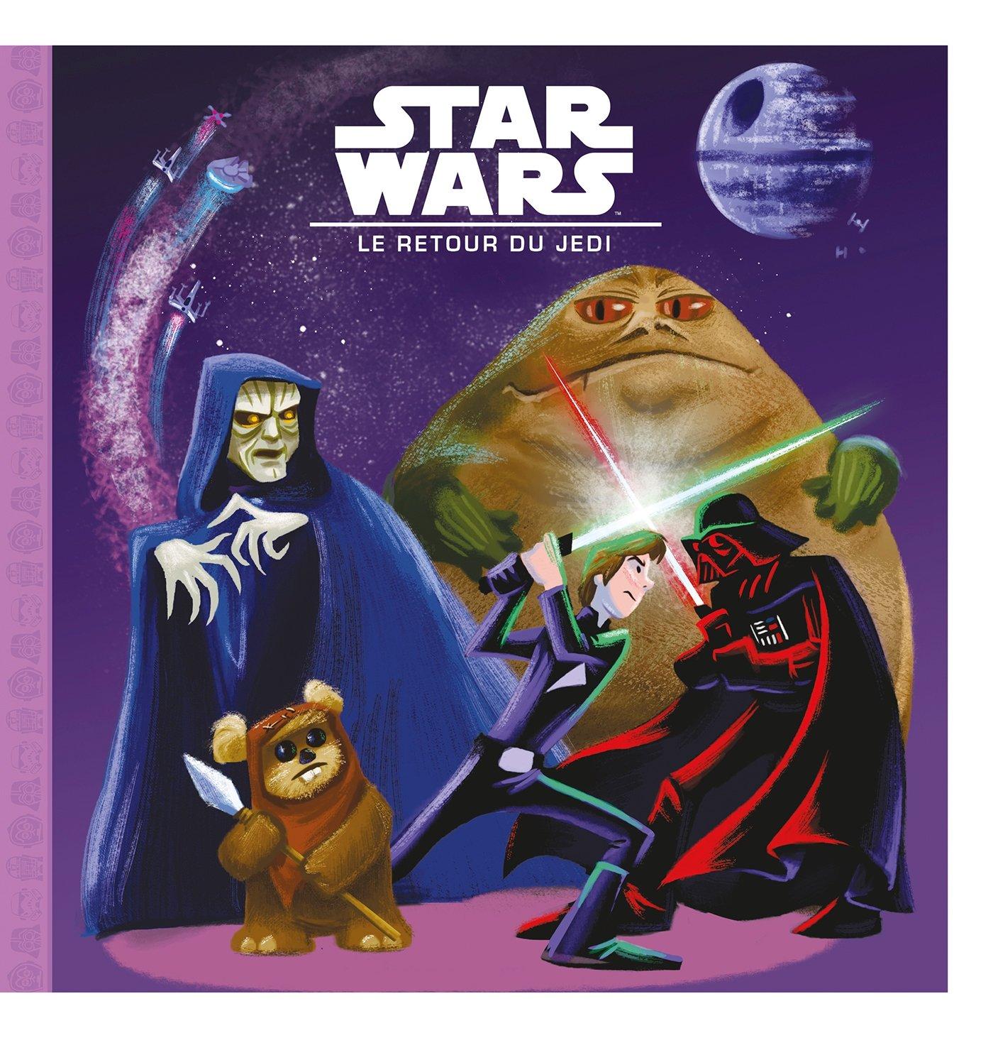 Le Retour du Jedi (Hachette Jeunesse)