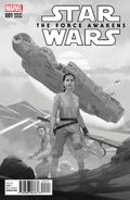 Star Wars The Force Awakens 1 Sketch