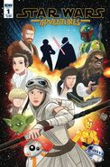 Star Wars Adventures 1-A