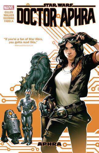 Star Wars: Docteur Aphra: Aphra