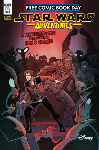 Star Wars Aventures Free Comic Book Day 2019