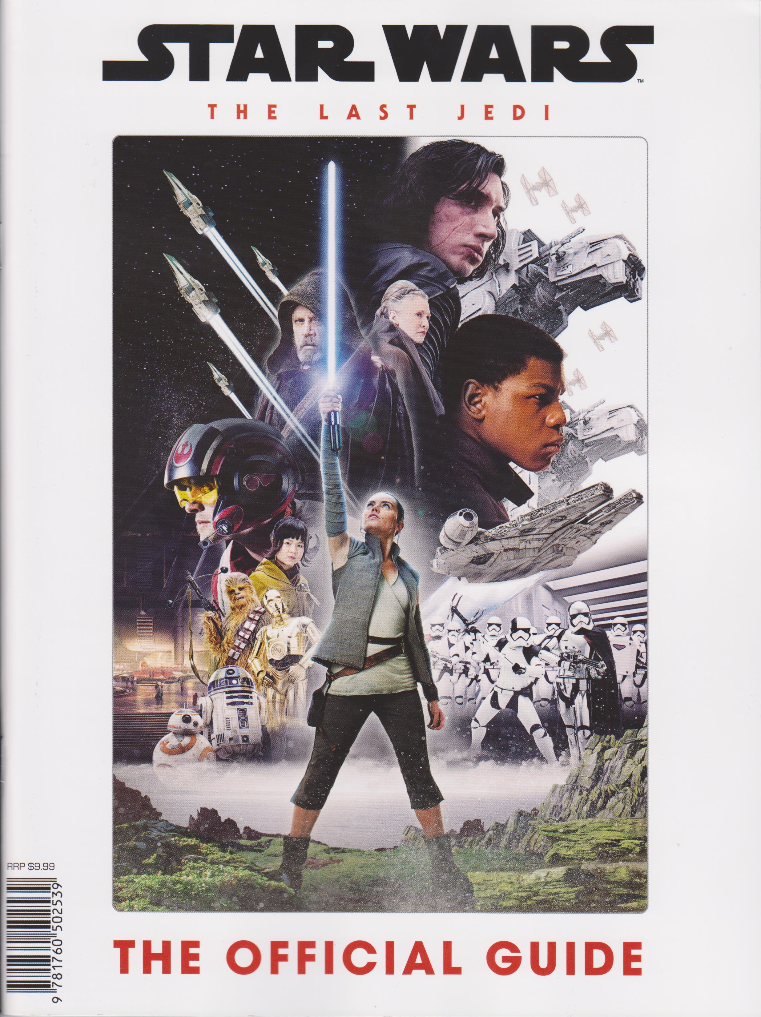 Star Wars: The Last Jedi - The Official Guide