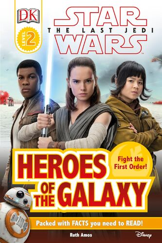 Star Wars: The Last Jedi: Heroes of the Galaxy