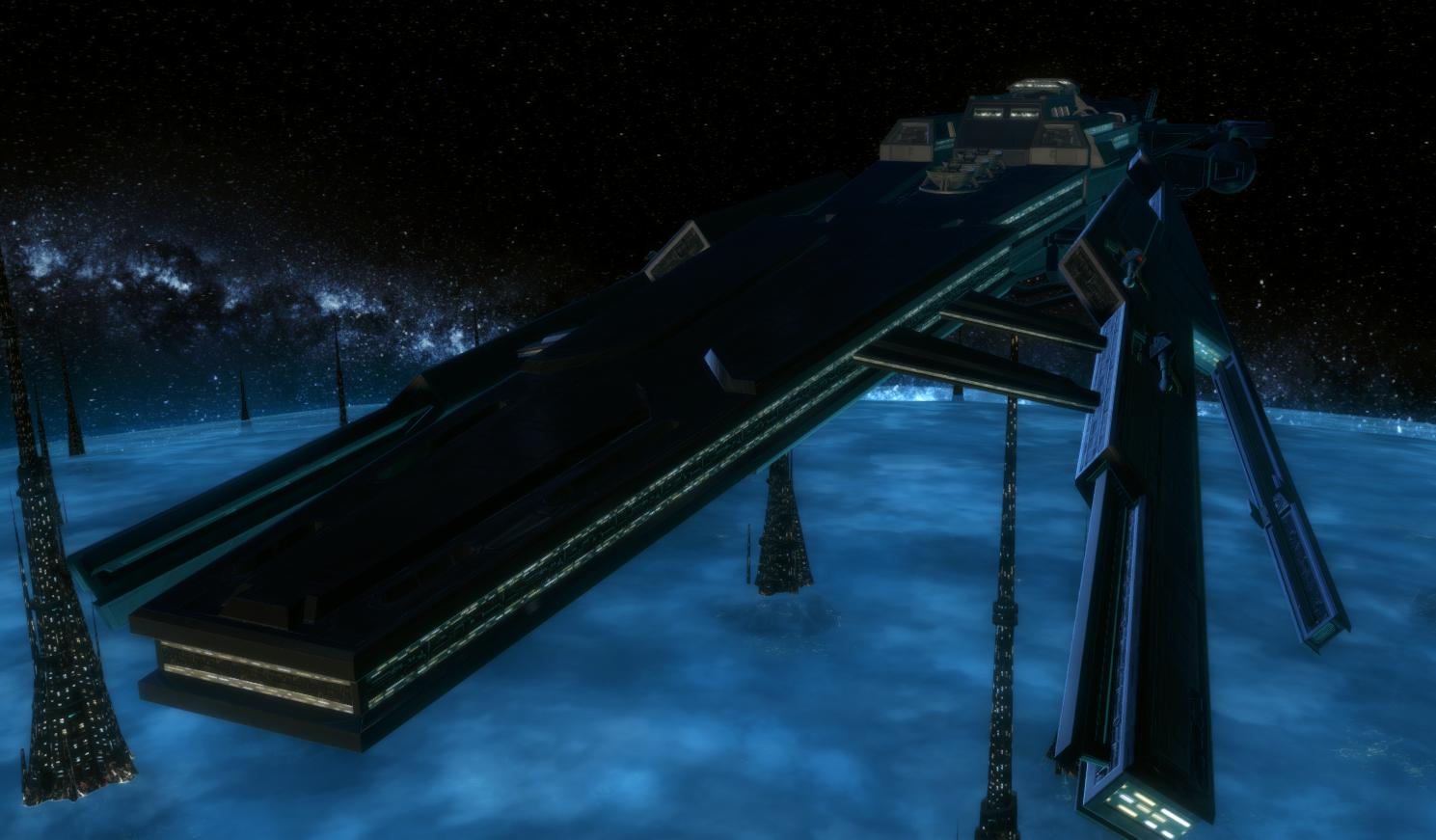 Croiseur de l'Empire Éternel