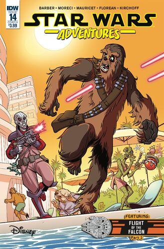 Star Wars Aventures 14