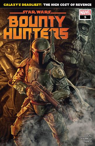 Bounty Hunters 5