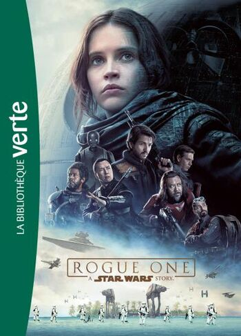 Rogue One: A Star Wars Story (roman jeunesse)