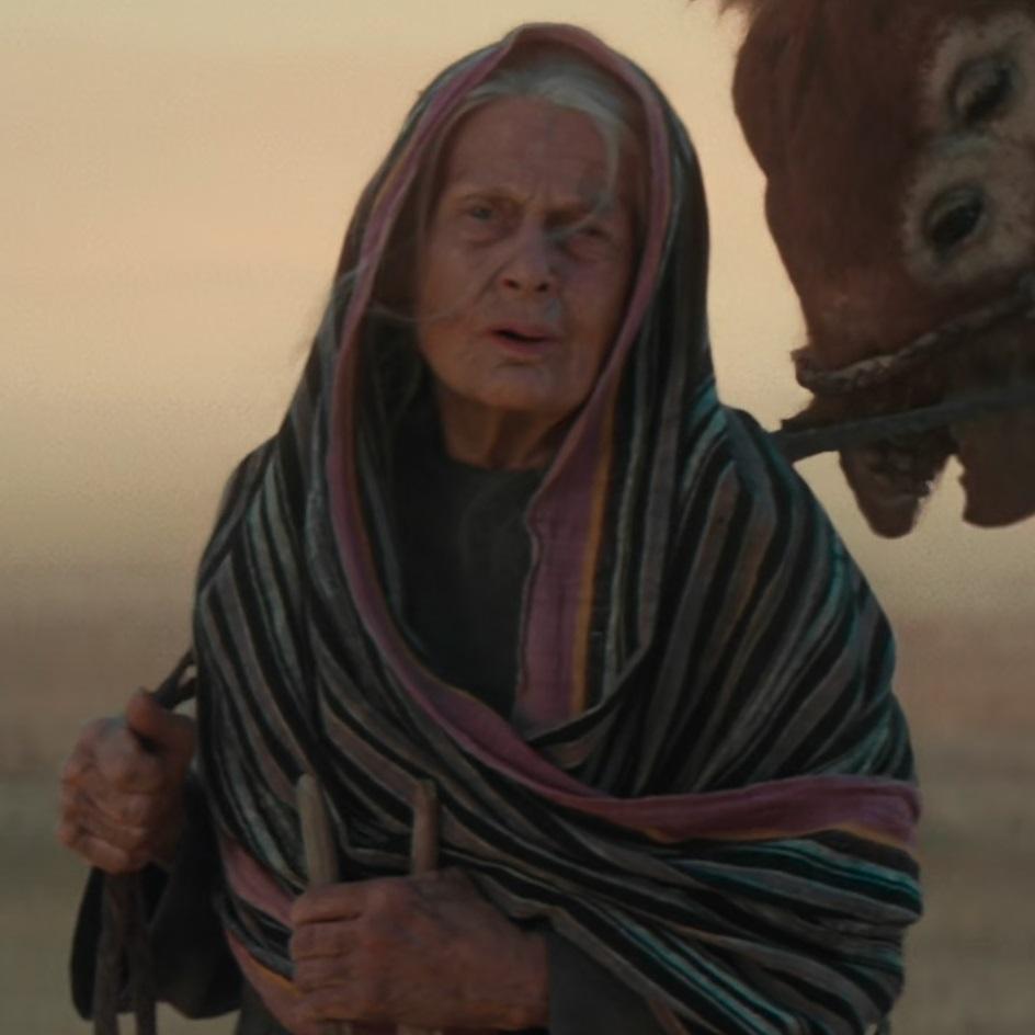 Ancienne de Tatooine non-identifiée