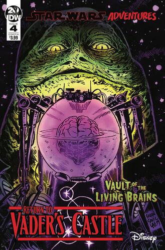 Return to Vader's Castle 4: Vault of the Living Brains