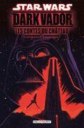 Star Wars Dark Vador Les Contes Du Chateau
