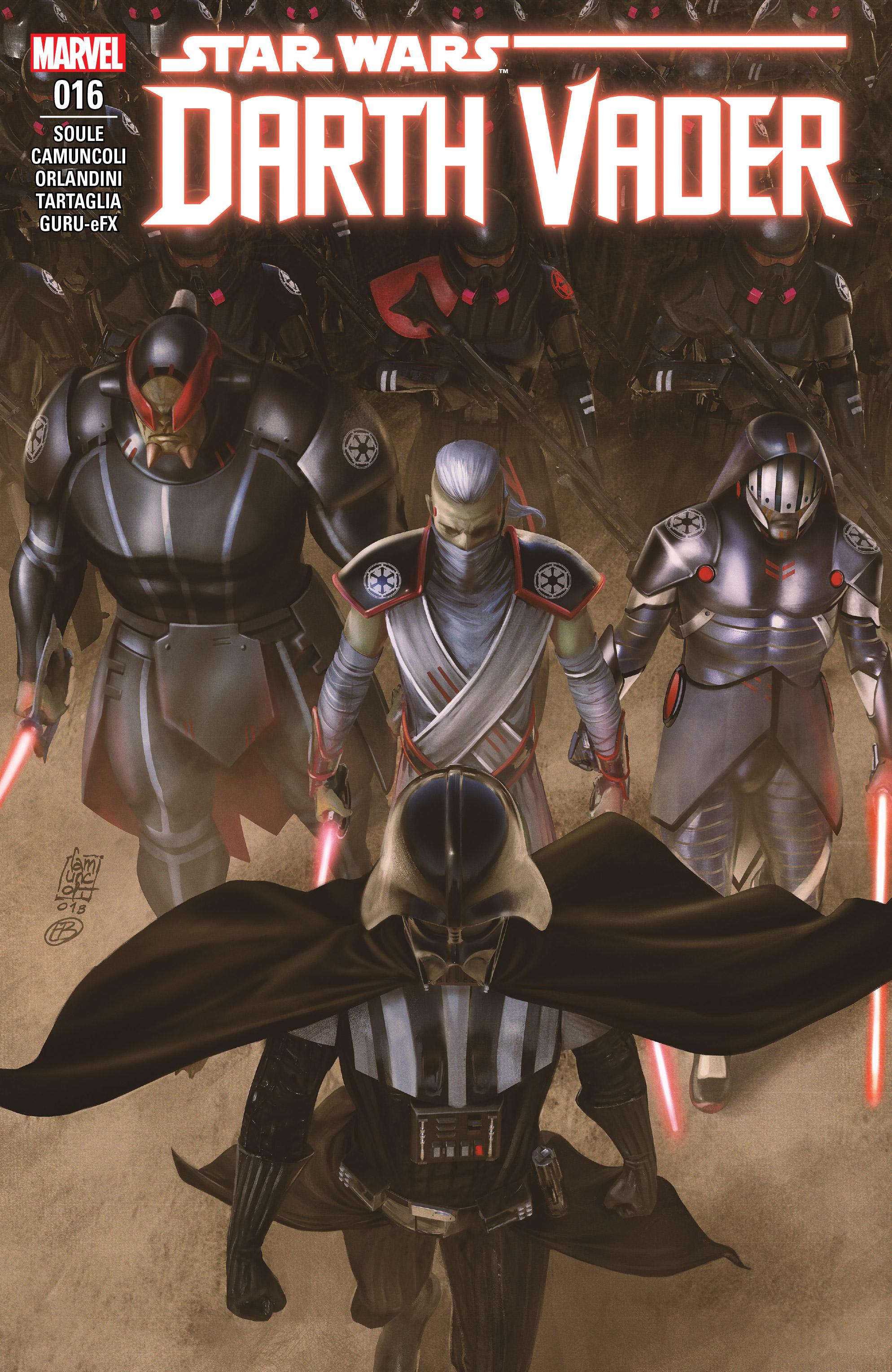 Dark Vador: Seigneur Noir des Sith 16: Mers de Feu 4