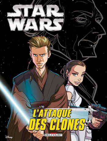 Star Wars épisode II : L'Attaque des Clones (album jeunesse)