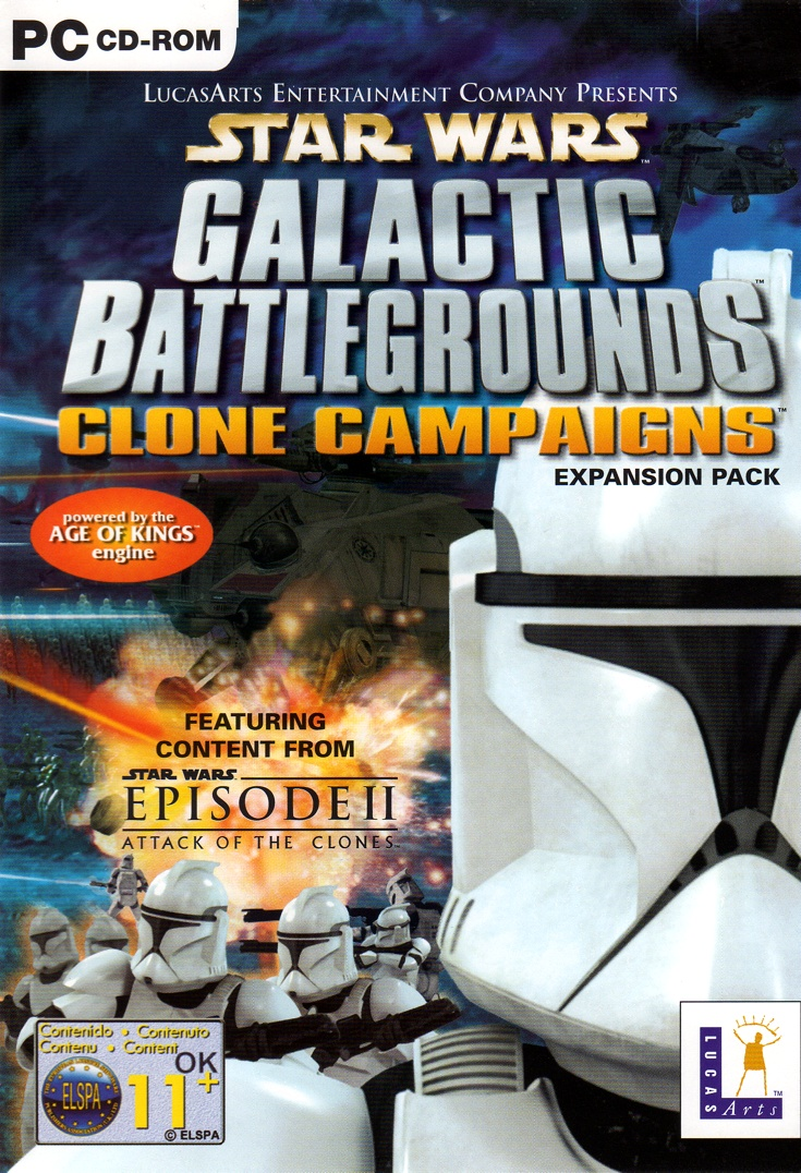 Star Wars: Galactic Battlegrounds: Clone Campaigns