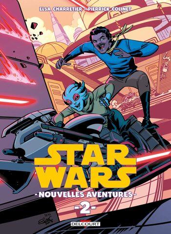 Star Wars Nouvelles Aventures Tome 2