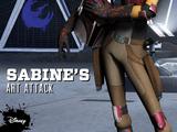 Sabine's Art Attack