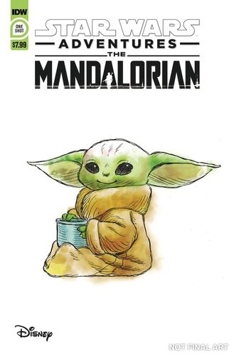 Star Wars Aventures: The Mandalorian