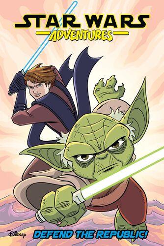 Star Wars Aventures Tome 8
