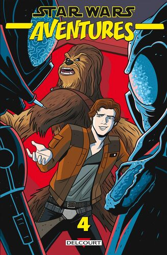 Star Wars Aventures Tome 4