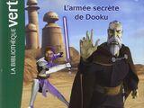 L'armée secrète de Dooku