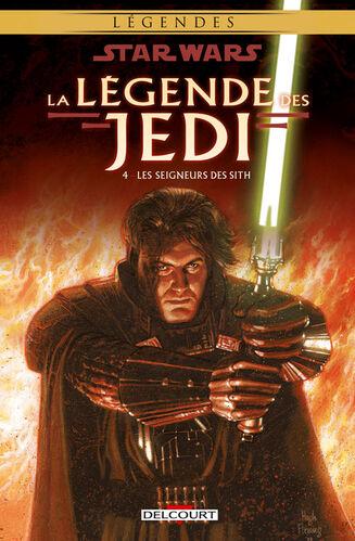 Les Seigneurs des Sith (bande dessinée)
