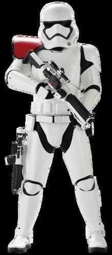 Armure de Stormtrooper du Premier Ordre