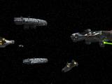 Mission pour voler des générateurs de bouclier Impériaux