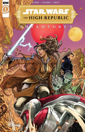 Star Wars: The High Republic Adventures