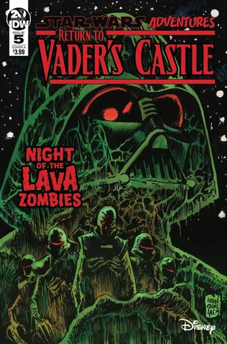Return to Vader's Castle 5: Night of the Lava Zombies