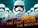 The First Order vs. The Resistance