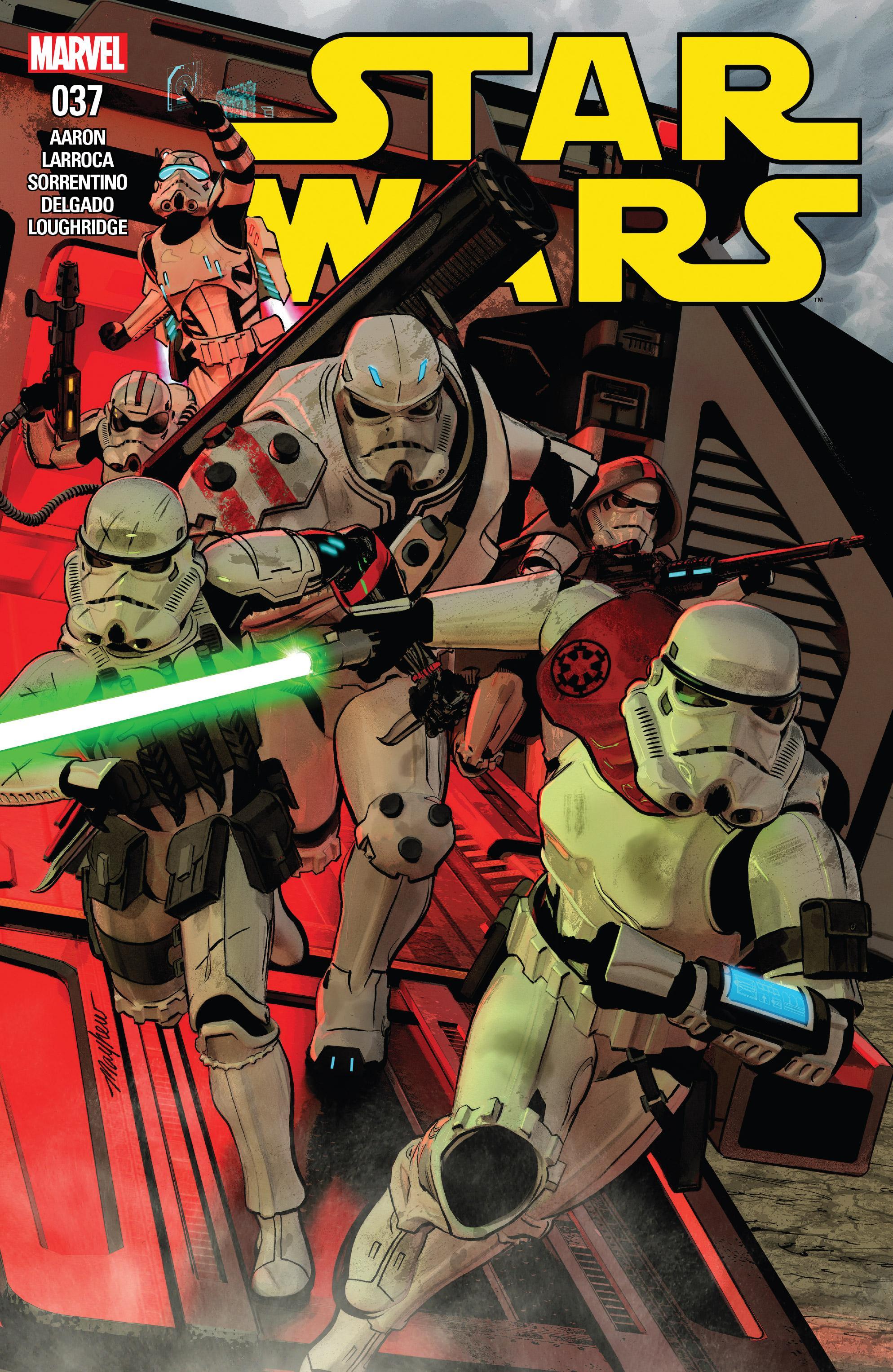 Star Wars 37: Fierté Impériale