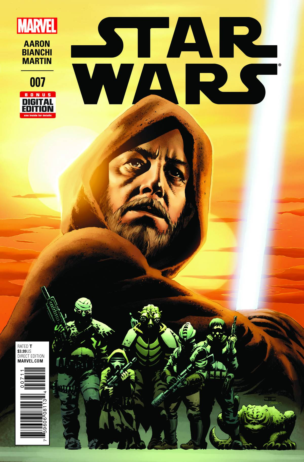 Star Wars 7: Le dernier de ses semblables