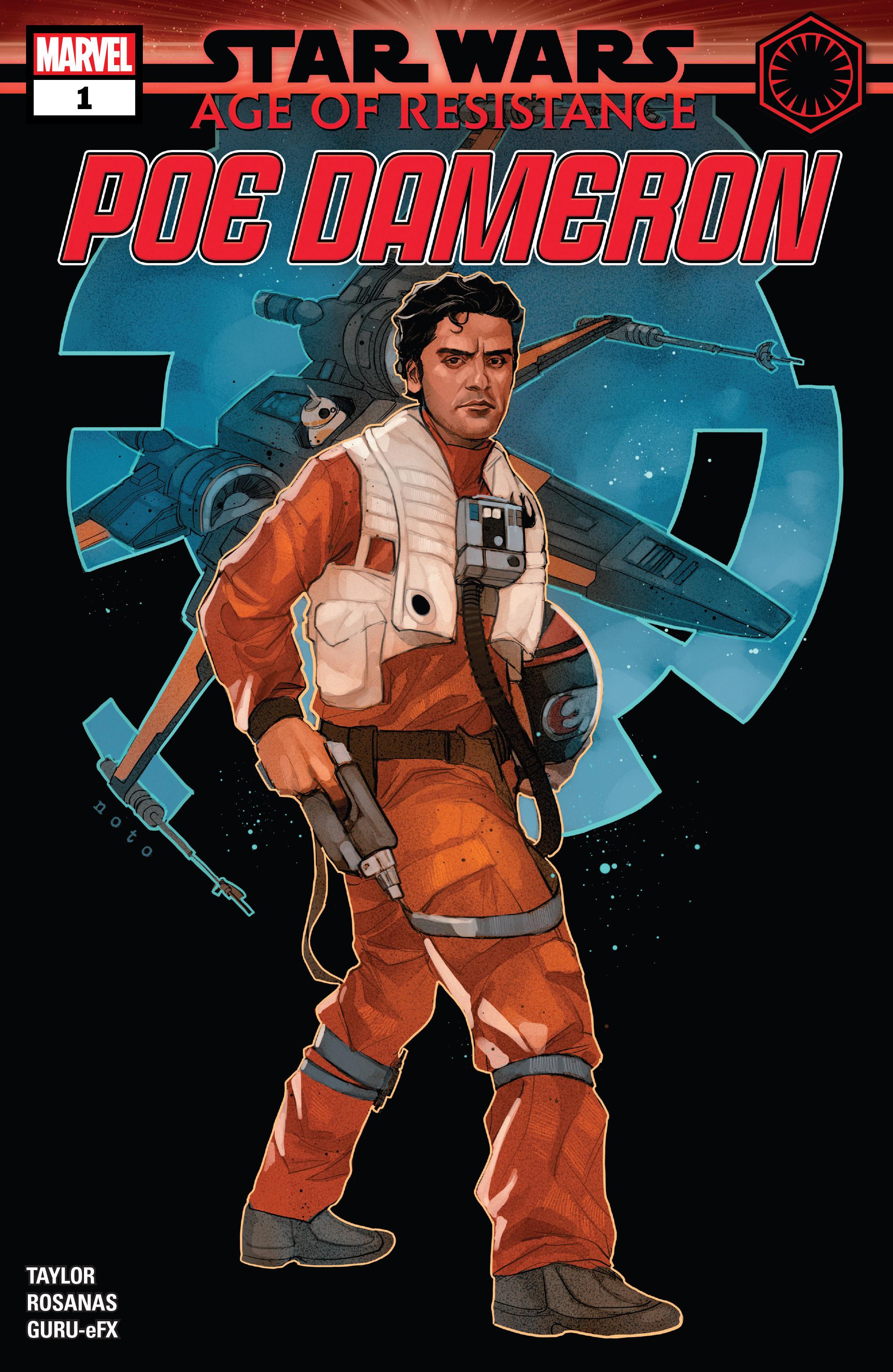 L'Ère de la Résistance : Poe Dameron 1