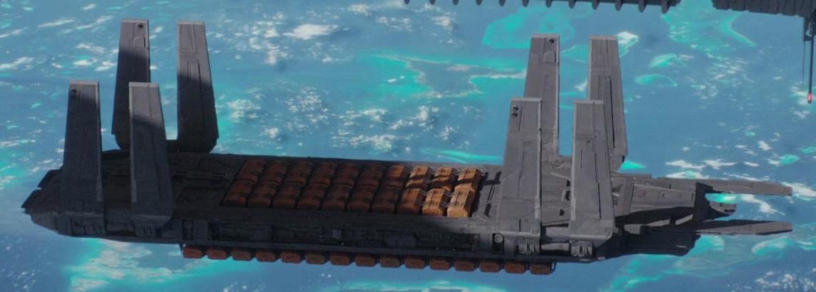 Barge d'approvisionnement de classe Eta