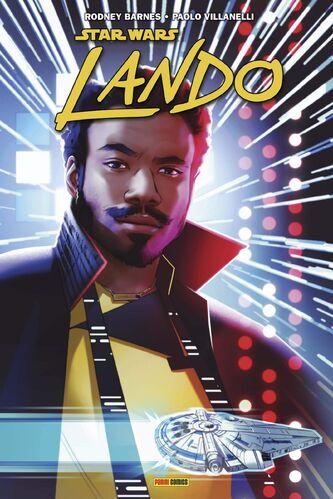 Star Wars : Lando : Quitte ou double