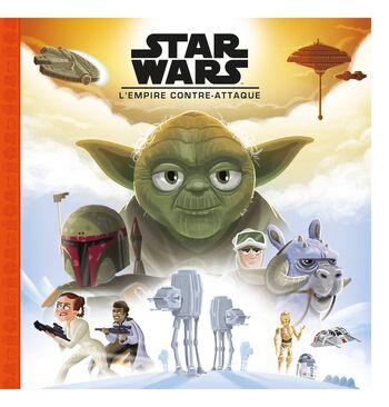 L'Empire contre-attaque (Hachette Jeunesse)
