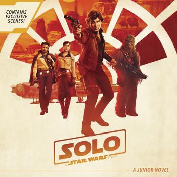 Solo: A Star Wars Story (livre audio jeunesse)