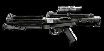 Fusil blaster E-11